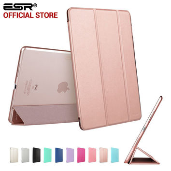 """ESR Smart Cover with Trifold Stand Magnetic Auto Wake Tablet Case for iPad Pro 9.7"""""""