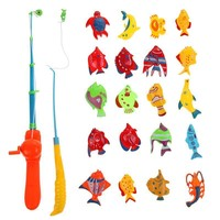 Fishing Rod Magnet Early Educational Toys For Kids