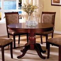 Mandel Traditional Round Dining Table