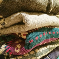 VINTAGE Wool!! Mystery Wool Sweaters, All Styles & Sizes!!