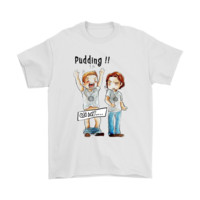 QIYIF Pudding - Oh My Sam And Dean Winchester Supernatural Shirts