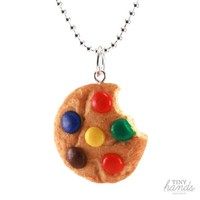 Scented Candy Cookie Necklace