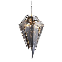 Deconstructed Glass Chandelier | Eichholtz Shard