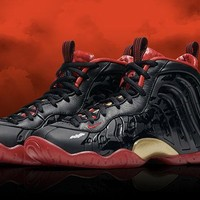 Nike Air Foamposite Pro QS Black Sneakers