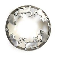 Everyday Metal Kitten Illuma-Lid® Jar Candle Topper : Illuma-Lid® Jar Candle Topper : Yankee Candle