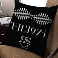 """Arctic Monkeys the 1975 The Neighbourhood pillow ---- pillow one and two side by  """"galaxyplatinum"""","""