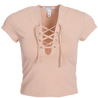 Lace Up That Top, NLY Trend