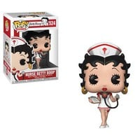 Betty Boop Nurse Funko Pop! Animation