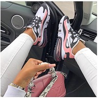 Nike Sneakers Sport Shoes React PinkBerry