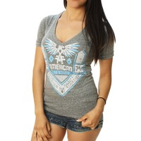 American Fighter Women's Augusta Weathered Graphic T-Shirt