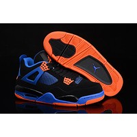 "Air Jordan 4 Retro ""Knicks"""