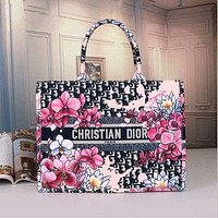 Dior Book Tote Handbag Shoulder Bag Shopping Bag