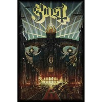 Ghost B.C. Poster Flag