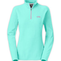 The North Face Women's Gifts $50-100 WOMEN'S GLACIER 1/4 ZIP