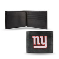 New York Giants Embroidered Billfold