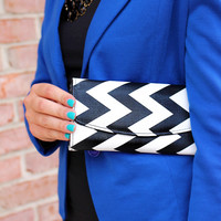 Charming Chevron Wallet