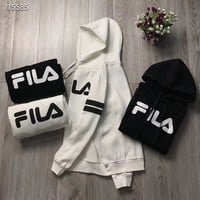 Fila Women Hot Hoodie Cute Sweater