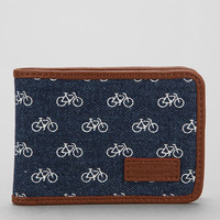 Hester St. Trading Co. Bicycle Bi-Fold Wallet - Urban Outfitters