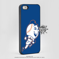 Mlb Mets Classic Logo Prod Cell Phone Cases For Iphone, Ipod, Samsung Galaxy, Note, Htc, Bb