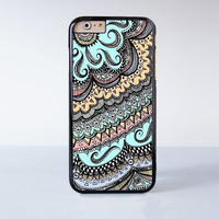 Mandala Plastic Case Cover for Apple iPhone 6S 6S Plus 6 6 Plus 4 4s 5 5s 5c