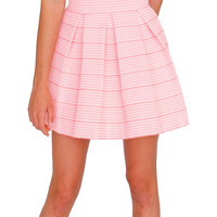 Love Seeing You Skirt - Pink
