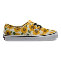Vans Sunflower Authentic (true white)
