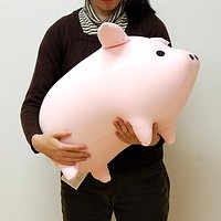 Mogu (MOG) Piggy Pillow