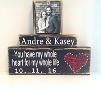 Wedding Gift, Husband Christmas Gift, Anniversary Gifts for Men, Wedding Gifts for Couple Bridal Shower Gift, Anniversary Gifts for Women