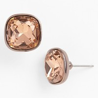 Givenchy Cushion Stone Stud Earrings   Nordstrom