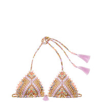 The Tassel Teeny Triangle Top - Victoria's Secret