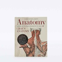 Anatomy Book - Urban Outfitters