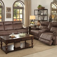 Aggiano Collection POWER Sofa and Loveseat