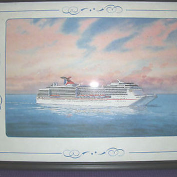 Carnival Cruise Lines SPIRIT Print Poster by Kowalski