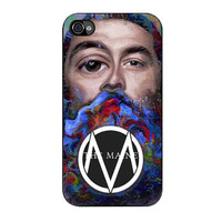 the maine band cover album painting iPhone4 4s 5 5s 5c 6 6s plus cases