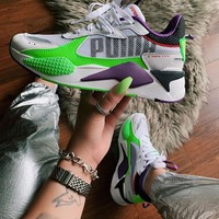 Puma rs-x reinvention Retro Sports Dad Running Shoes