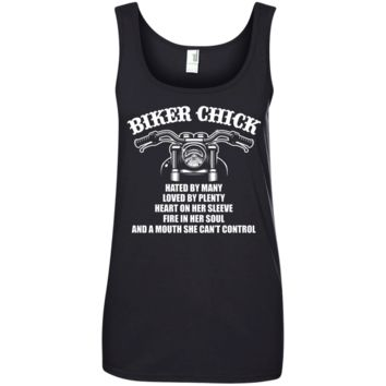 Ladies' Biker Chick Tank Top