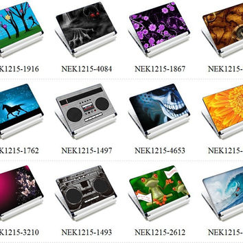 """Hotest  Anti-Slip Laptop Sticker Skin Decal Cover Protector For 11.6"""" -15.4"""" Sony Toshiba HP Dell Acer Thinkpad IBM"""