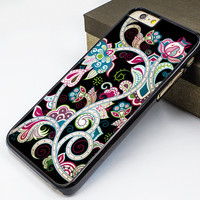 cool iphone 6 case,art flower iphone 6 plus case,gift iphone 5s case,mandala flower iphone 5c case,western style iphone 5 case,vivid flower iphone 4s case,graceful iphone 4 case
