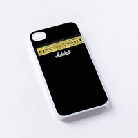 Marshal Amplifier iPhone 4/4S, 5/5S, 5C,6,6plus,and Samsung s3,s4,s5,s6