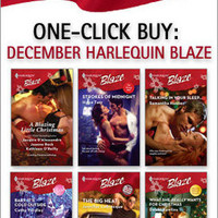 Jacquie D'Alessandro One Click Buy December Harlequin Blaze epub