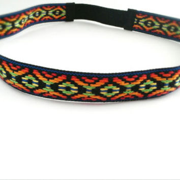Hippie Tribal Head band- bohemian hair band