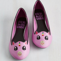 Fairytale Creature Presentation Flat in Unicorn