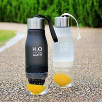 Detox Fruit Infuser Water Bottle
