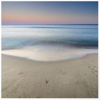 """""""Serenity"""". Sunset at the beach by Guido Montañés"""