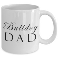 Bulldog Dad - 11oz Mug