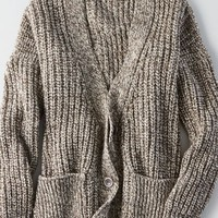 AEO Women's Dont Ask Why Chunky Sweater