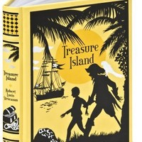 Treasure Island (Barnes & Noble Leatherbound Classics)