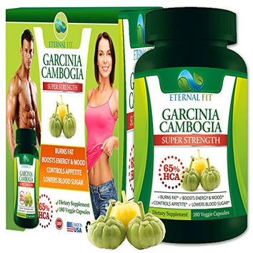 EXTREME Healthy Weight Loss - 180 Capsules - Appetite Suppressant & Fat Burner That Works Fast For Men and Women! Pure Garcinia Cambogia Extract - Burn Belly Fat Fast with these Thermogenic Diet Pills