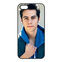 Customiz Dylan O'brien Back Cover Case for iphone 5 5S JN5S-2537