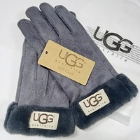 UGG Fashion Simple  Women Plus Velvet Glove